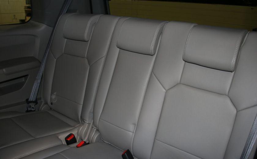 2011 Honda Pilot EX-L  AWD AUTO A/C CUIR TOIT MAGS 8 PASS #21