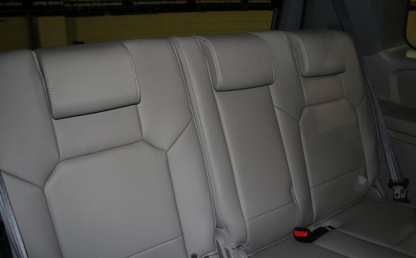 2011 Honda Pilot EX-L  AWD AUTO A/C CUIR TOIT MAGS 8 PASS #22