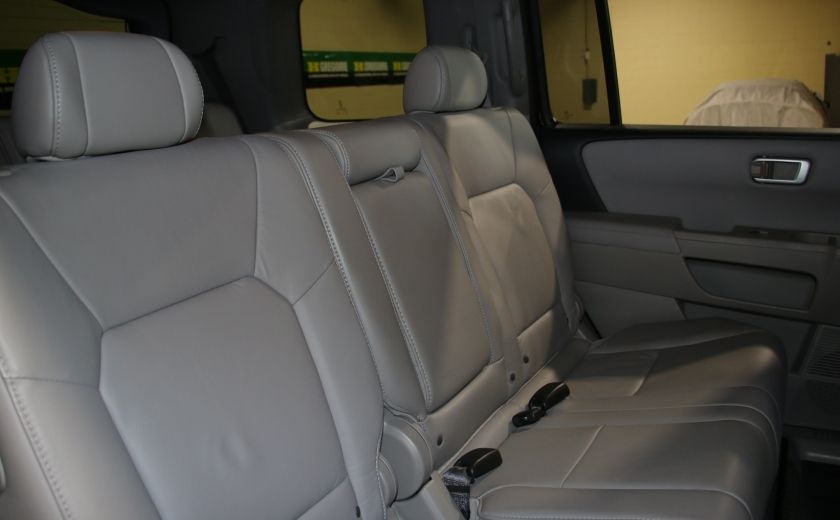 2011 Honda Pilot EX-L  AWD AUTO A/C CUIR TOIT MAGS 8 PASS #24