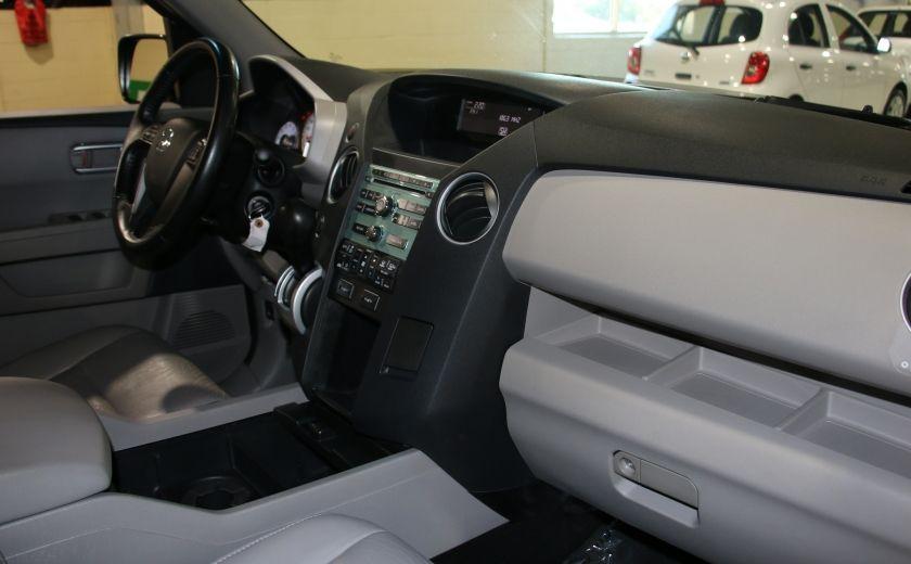 2011 Honda Pilot EX-L  AWD AUTO A/C CUIR TOIT MAGS 8 PASS #25