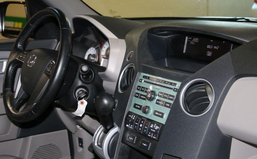 2011 Honda Pilot EX-L  AWD AUTO A/C CUIR TOIT MAGS 8 PASS #26
