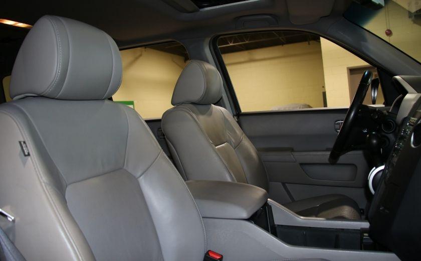 2011 Honda Pilot EX-L  AWD AUTO A/C CUIR TOIT MAGS 8 PASS #27