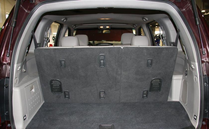 2011 Honda Pilot EX-L  AWD AUTO A/C CUIR TOIT MAGS 8 PASS #31