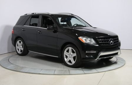 2013 Mercedes Benz ML350 ML350 BlueTEC AWD AUTO A/C CUIR TOIT MAGS in Rimouski