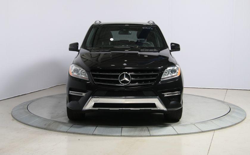 2013 Mercedes Benz ML350 ML350 BlueTEC AWD AUTO A/C CUIR TOIT MAGS #1