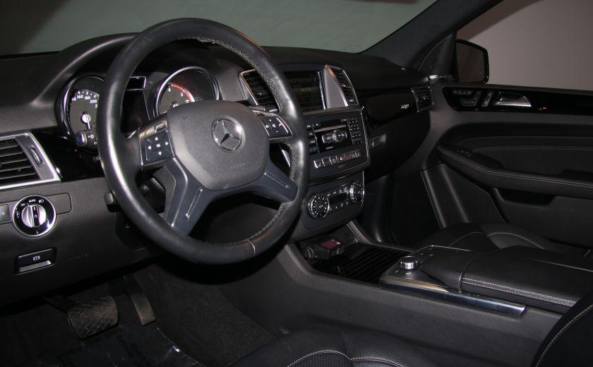 2013 Mercedes Benz ML350 ML350 BlueTEC AWD AUTO A/C CUIR TOIT MAGS #8