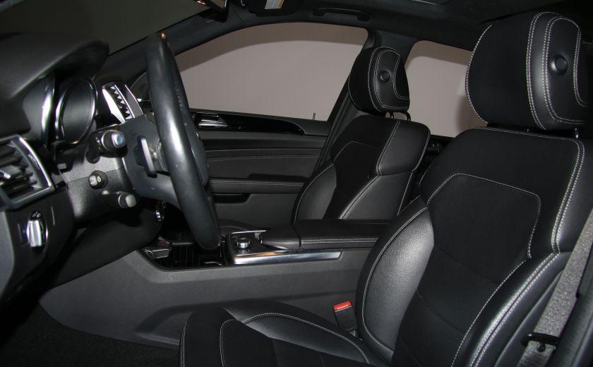 2013 Mercedes Benz ML350 ML350 BlueTEC AWD AUTO A/C CUIR TOIT MAGS #9