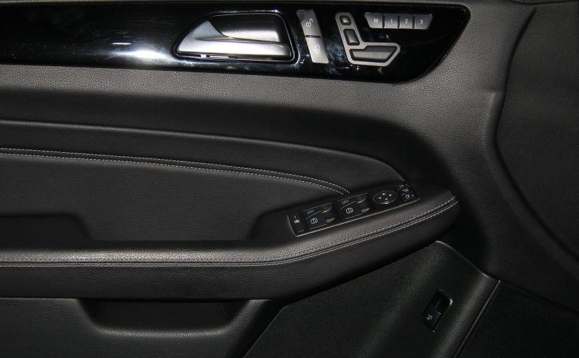 2013 Mercedes Benz ML350 ML350 BlueTEC AWD AUTO A/C CUIR TOIT MAGS #10
