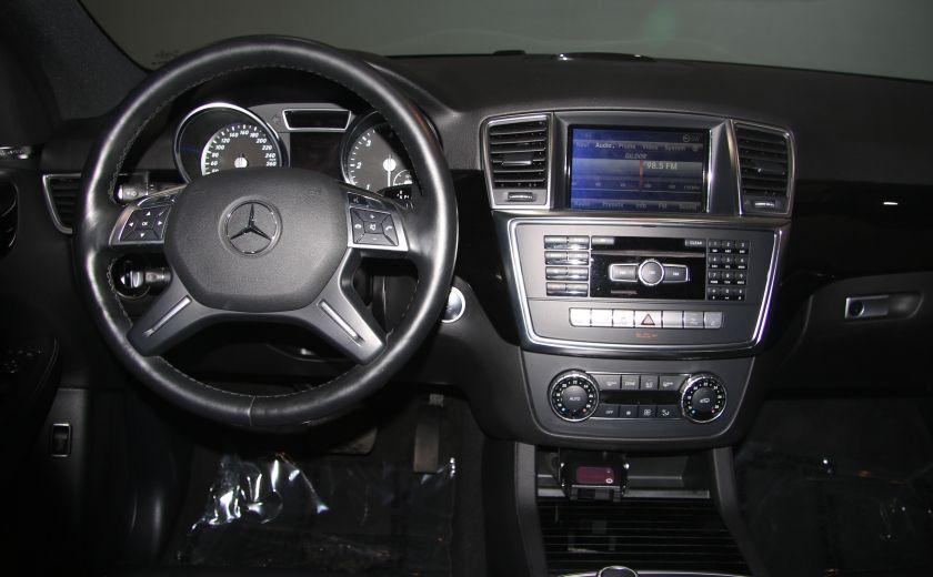 2013 Mercedes Benz ML350 ML350 BlueTEC AWD AUTO A/C CUIR TOIT MAGS #14