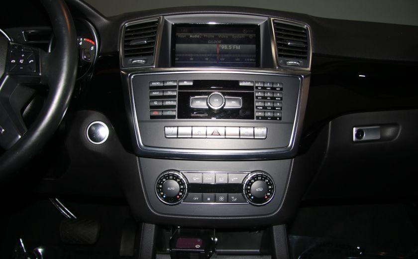 2013 Mercedes Benz ML350 ML350 BlueTEC AWD AUTO A/C CUIR TOIT MAGS #16