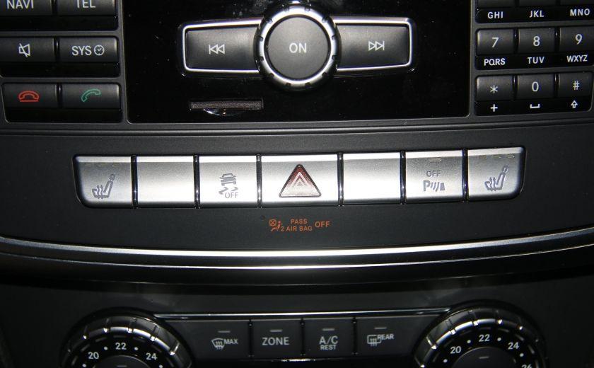 2013 Mercedes Benz ML350 ML350 BlueTEC AWD AUTO A/C CUIR TOIT MAGS #21
