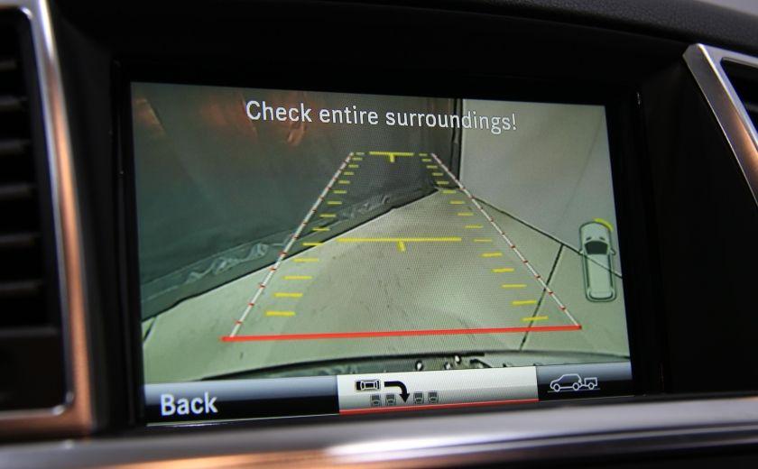2013 Mercedes Benz ML350 ML350 BlueTEC AWD AUTO A/C CUIR TOIT MAGS #23