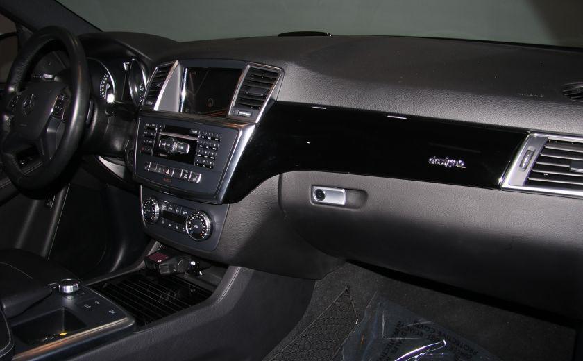 2013 Mercedes Benz ML350 ML350 BlueTEC AWD AUTO A/C CUIR TOIT MAGS #29