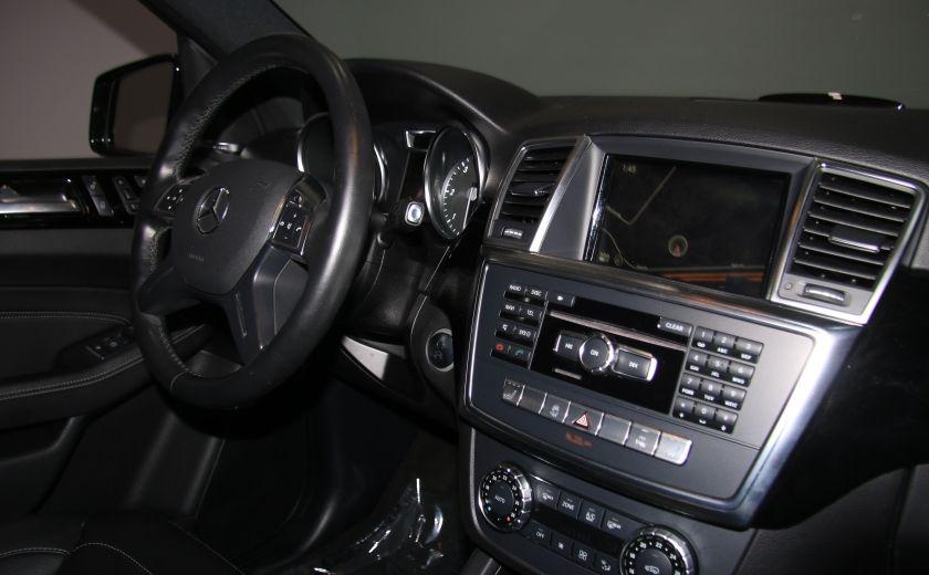 2013 Mercedes Benz ML350 ML350 BlueTEC AWD AUTO A/C CUIR TOIT MAGS #30