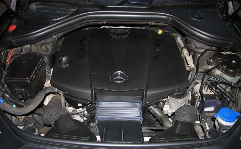 2013 Mercedes Benz ML350 ML350 BlueTEC AWD AUTO A/C CUIR TOIT MAGS #32