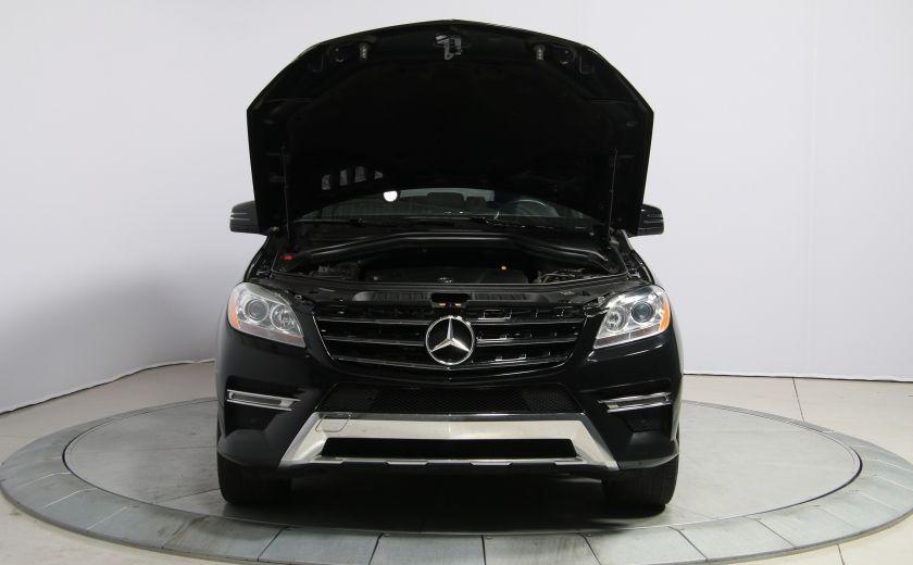 2013 Mercedes Benz ML350 ML350 BlueTEC AWD AUTO A/C CUIR TOIT MAGS #33