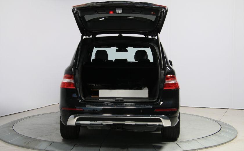 2013 Mercedes Benz ML350 ML350 BlueTEC AWD AUTO A/C CUIR TOIT MAGS #34