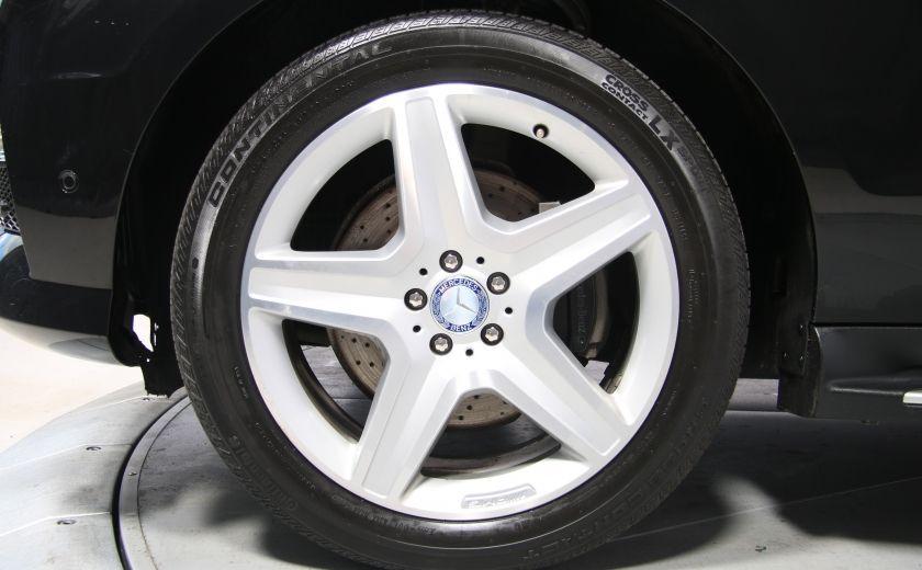2013 Mercedes Benz ML350 ML350 BlueTEC AWD AUTO A/C CUIR TOIT MAGS #39