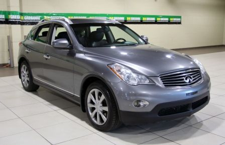 2013 Infiniti EX37 AWD AUTO A/C CUIR TOIT MAGS in Laval