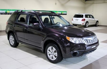 2013 Subaru Forester X Touring AWD AUTO A/C GR ELECT BLUETOOTH in Sept-Îles