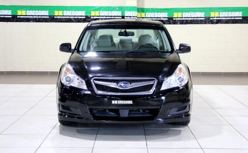 2012 Subaru Legacy 3.6R AWD AUTO A/C CUIR TOIT MAGS #1