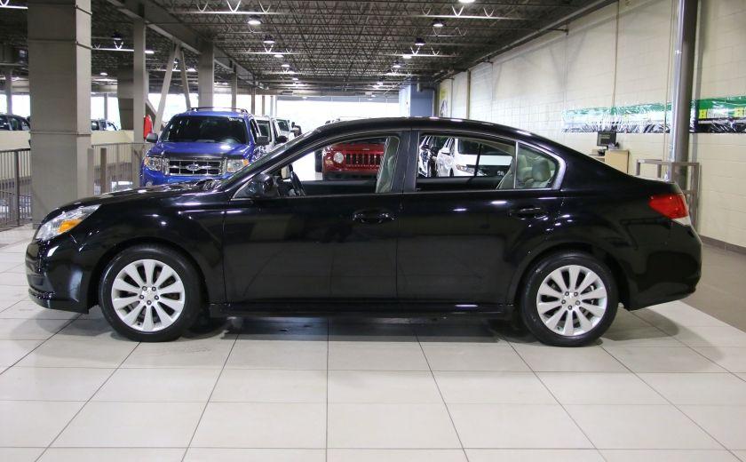 2012 Subaru Legacy 3.6R AWD AUTO A/C CUIR TOIT MAGS #3