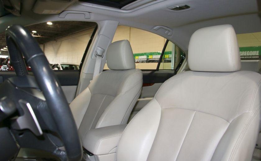 2012 Subaru Legacy 3.6R AWD AUTO A/C CUIR TOIT MAGS #9