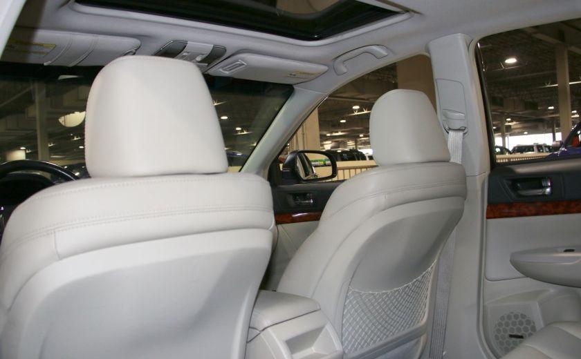 2012 Subaru Legacy 3.6R AWD AUTO A/C CUIR TOIT MAGS #21