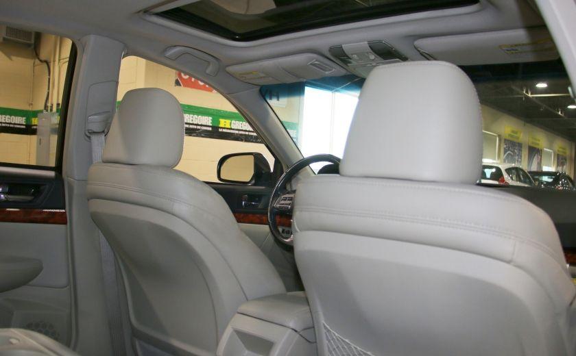 2012 Subaru Legacy 3.6R AWD AUTO A/C CUIR TOIT MAGS #23