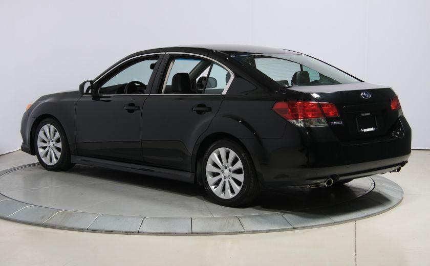 2012 Subaru Legacy 3.6R AWD AUTO A/C CUIR TOIT MAGS #4