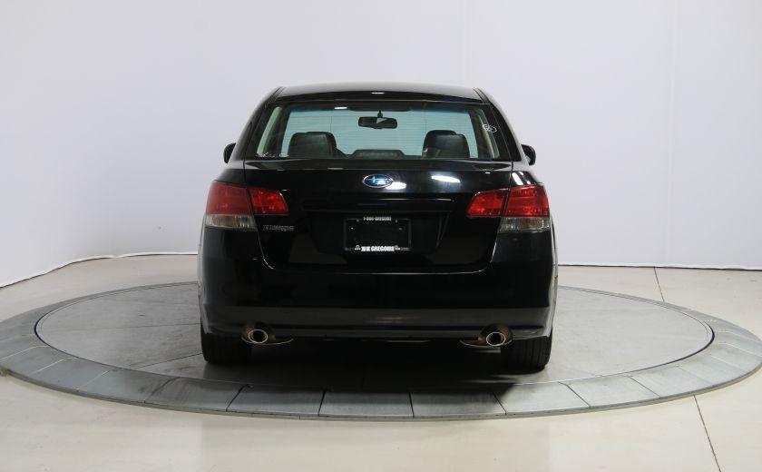 2012 Subaru Legacy 3.6R AWD AUTO A/C CUIR TOIT MAGS #5