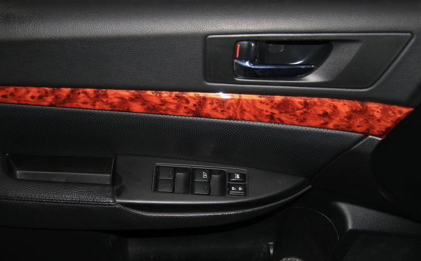 2012 Subaru Legacy 3.6R AWD AUTO A/C CUIR TOIT MAGS #10