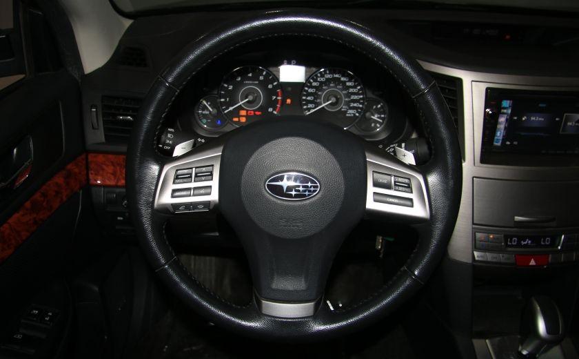 2012 Subaru Legacy 3.6R AWD AUTO A/C CUIR TOIT MAGS #15