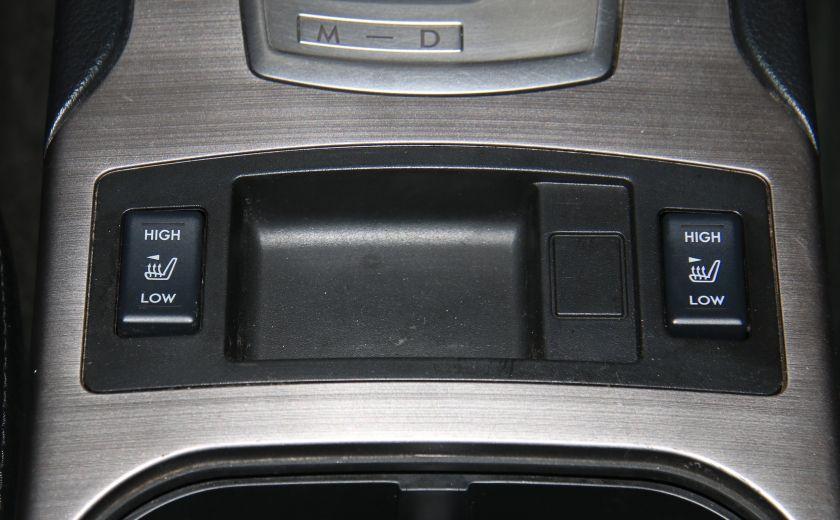2012 Subaru Legacy 3.6R AWD AUTO A/C CUIR TOIT MAGS #17