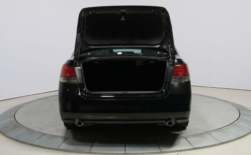 2012 Subaru Legacy 3.6R AWD AUTO A/C CUIR TOIT MAGS #26