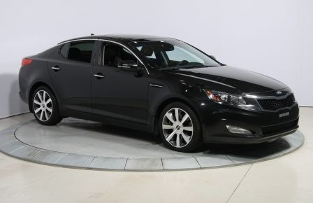 2013 Kia Optima EX Luxury AUTOMATIQUE A/C MAGS BLUETHOOT CUIR TOIT à Montréal