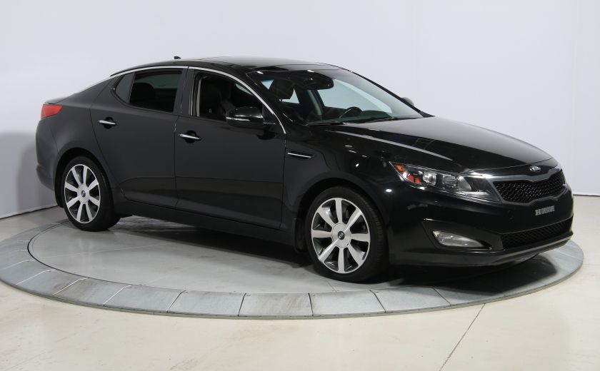 2013 Kia Optima EX Luxury AUTOMATIQUE A/C MAGS BLUETHOOT CUIR TOIT #0