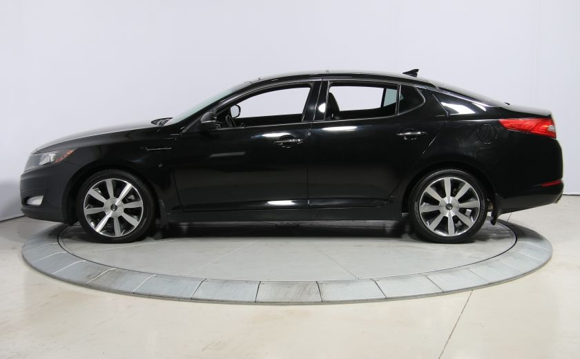2013 Kia Optima EX Luxury AUTOMATIQUE A/C MAGS BLUETHOOT CUIR TOIT #3
