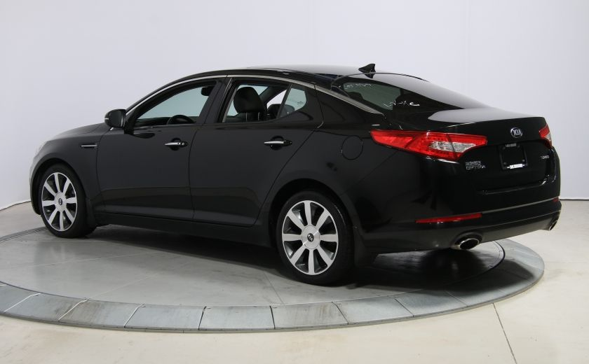 2013 Kia Optima EX Luxury AUTOMATIQUE A/C MAGS BLUETHOOT CUIR TOIT #4