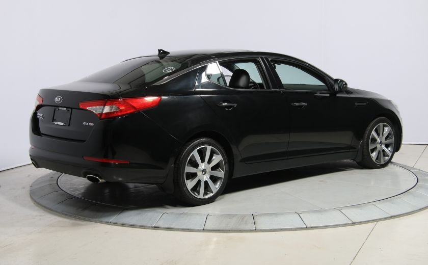 2013 Kia Optima EX Luxury AUTOMATIQUE A/C MAGS BLUETHOOT CUIR TOIT #6