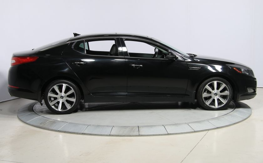 2013 Kia Optima EX Luxury AUTOMATIQUE A/C MAGS BLUETHOOT CUIR TOIT #7
