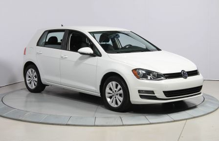 2015 Volkswagen Golf Comfortline AUTO A/C CUIR MAGS BLUETOOTH CAM.RECUL in Saint-Hyacinthe