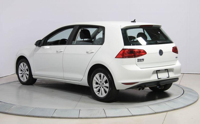 2015 Volkswagen Golf Comfortline AUTO A/C CUIR MAGS BLUETOOTH CAM.RECUL #1
