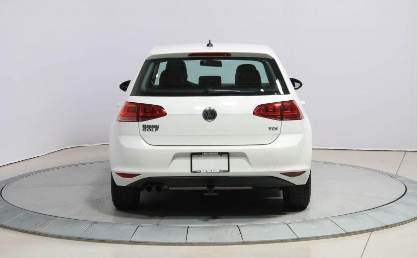 2015 Volkswagen Golf Comfortline AUTO A/C CUIR MAGS BLUETOOTH CAM.RECUL #2