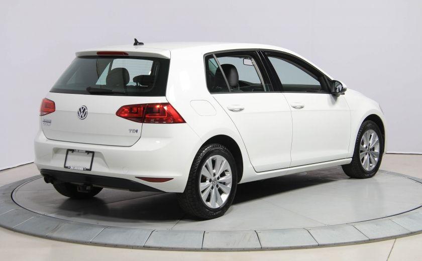 2015 Volkswagen Golf Comfortline AUTO A/C CUIR MAGS BLUETOOTH CAM.RECUL #3
