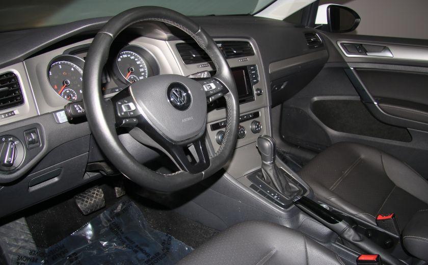 2015 Volkswagen Golf Comfortline AUTO A/C CUIR MAGS BLUETOOTH CAM.RECUL #5