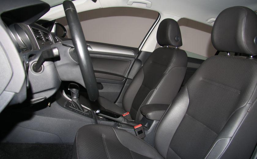 2015 Volkswagen Golf Comfortline AUTO A/C CUIR MAGS BLUETOOTH CAM.RECUL #6