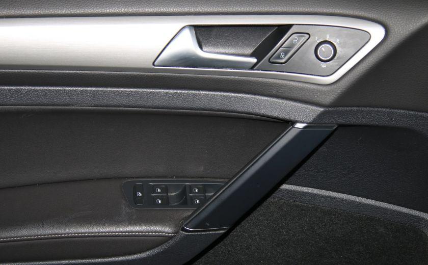 2015 Volkswagen Golf Comfortline AUTO A/C CUIR MAGS BLUETOOTH CAM.RECUL #7