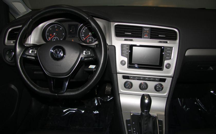 2015 Volkswagen Golf Comfortline AUTO A/C CUIR MAGS BLUETOOTH CAM.RECUL #10