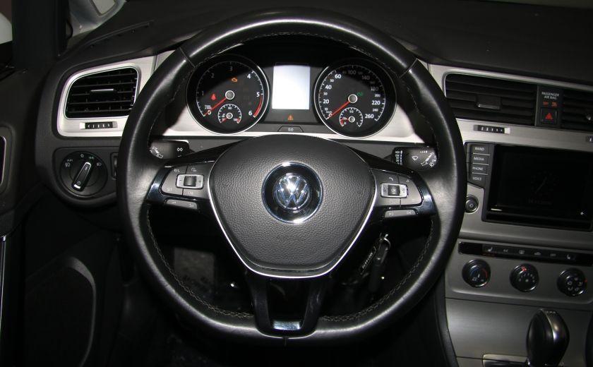 2015 Volkswagen Golf Comfortline AUTO A/C CUIR MAGS BLUETOOTH CAM.RECUL #11